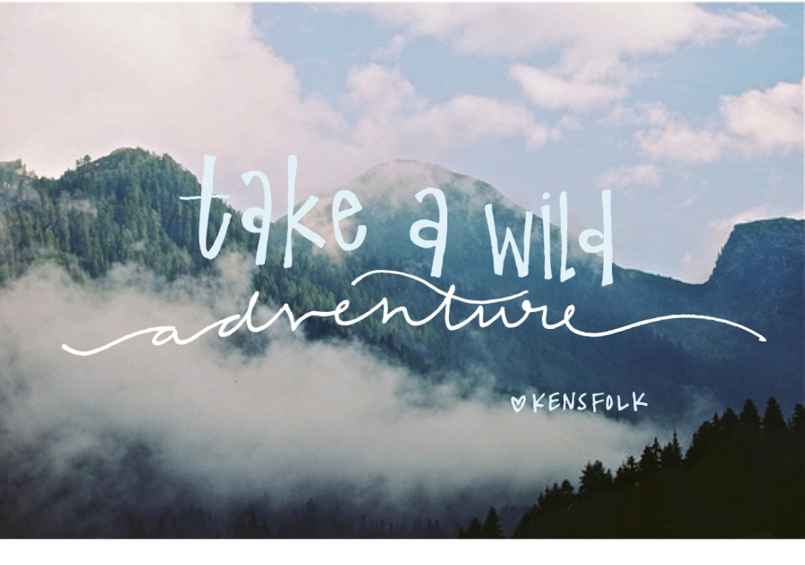 take a wild adventure